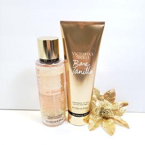 New, Victoria's Secret Bare Vanilla Bundle